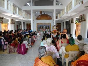 Mahalaya celebrations