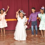 Dance By Pre-primary children