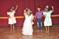 Dance By Pre-primary children
