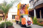 Procession: Swami Vivekananda