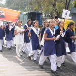 Procession: School Students