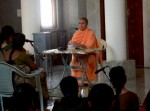 Lecture by Pr.Yogatmaprana