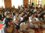 Lecture to Nursing & Class 11 Students