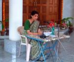 Lecture by Smt. Bhavani Mukherjee