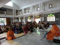Lecture By Rev. Jnanadaprana Mataji