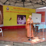 Speech by Vedatmaprana Mataji