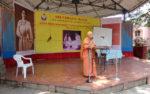 Speech by Vedatmaprana Mataji