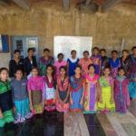 Recipients of Sister Nivedita Sholarship