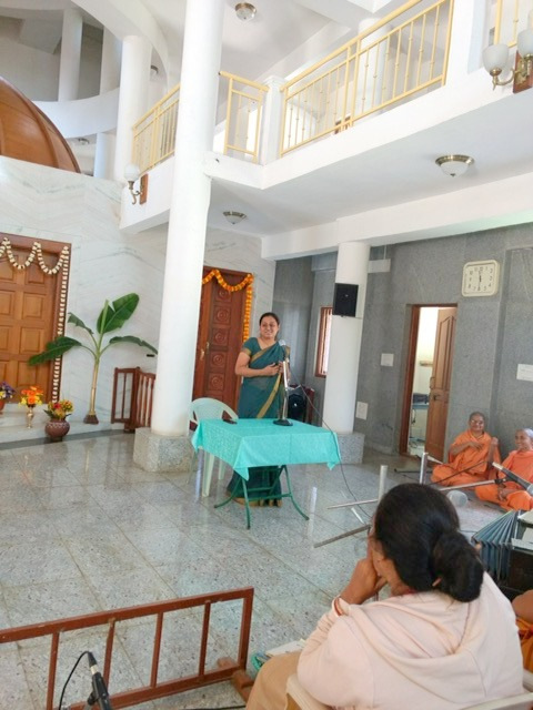 Speech by Dr. Bhargavi